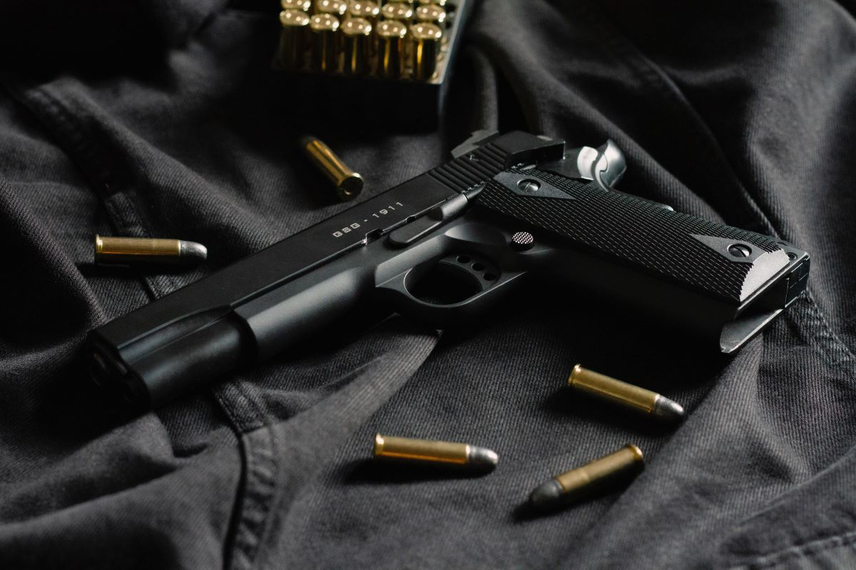 What Are Ten Best Hand Guns In The World?