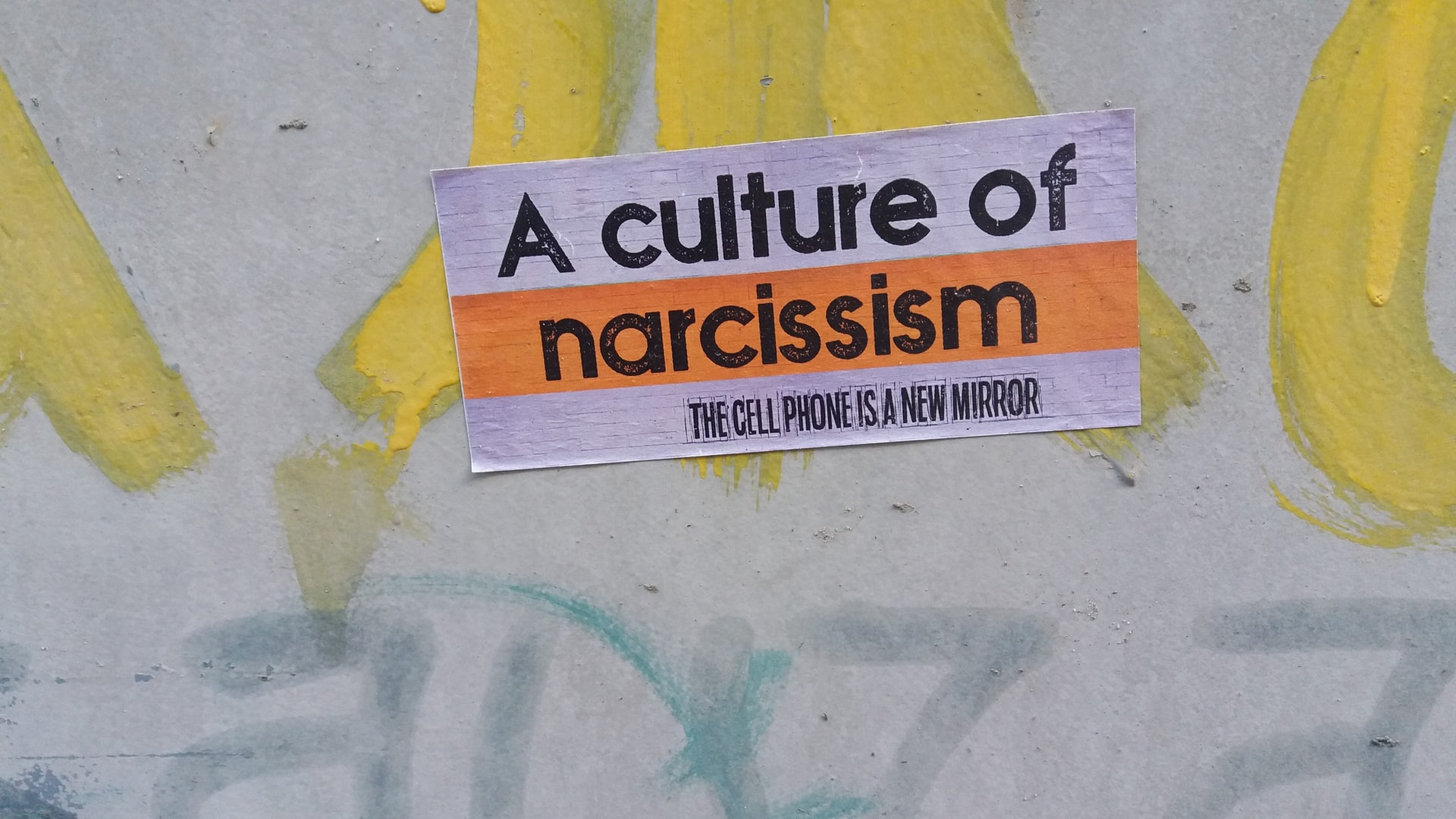How To Get Rid Of Narcissism?